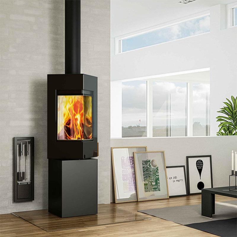 holz fen von attika kaminofen studio beuchert dornbirn vorarlberg. Black Bedroom Furniture Sets. Home Design Ideas